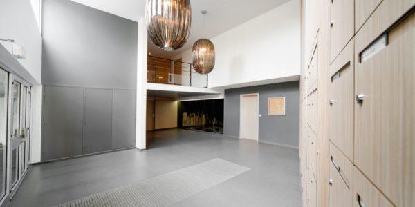 Impressionnant Hall Entrée Moderne Avec Miroir Design Pour Hall - miroir hall d entree